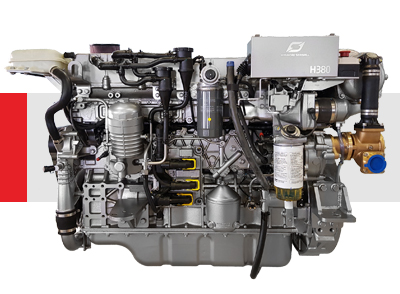 Commercial diesel engines